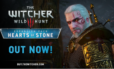 The Witcher 3 Wild Hunt Hearts of Stone Expansion Out Now