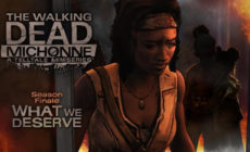 The Walking Dead Michonne - A Telltale Miniseries Episode 5 Final Finale