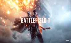 Battlefield 1 Release Date Trailer Gameplay