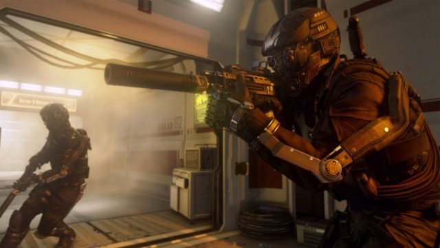infinite warfare release date