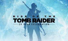 Tomb Raider 20 Year Celebration
