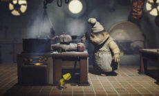 Little Nightmares Release Date Trailer