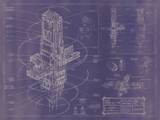 Talos I_Blueprint