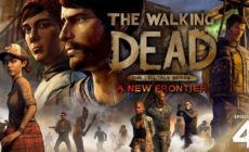 Walking Dead Episode 4 Thicker Than Water out on April 25th
